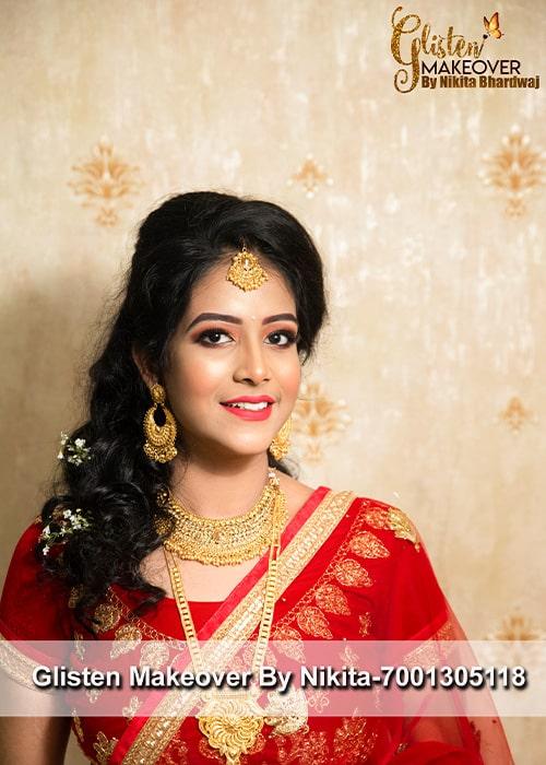 best-bridal-makeup-artists-in-kolkata-glisten-makeover-by-nikita