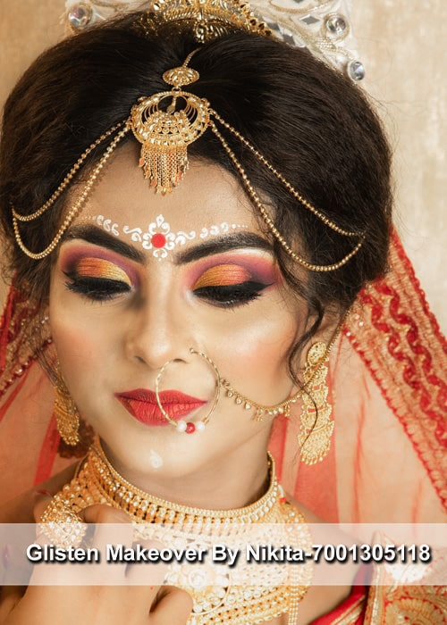 best-makeup-artist-in-kolkata-glisten-makeover-by-nikita