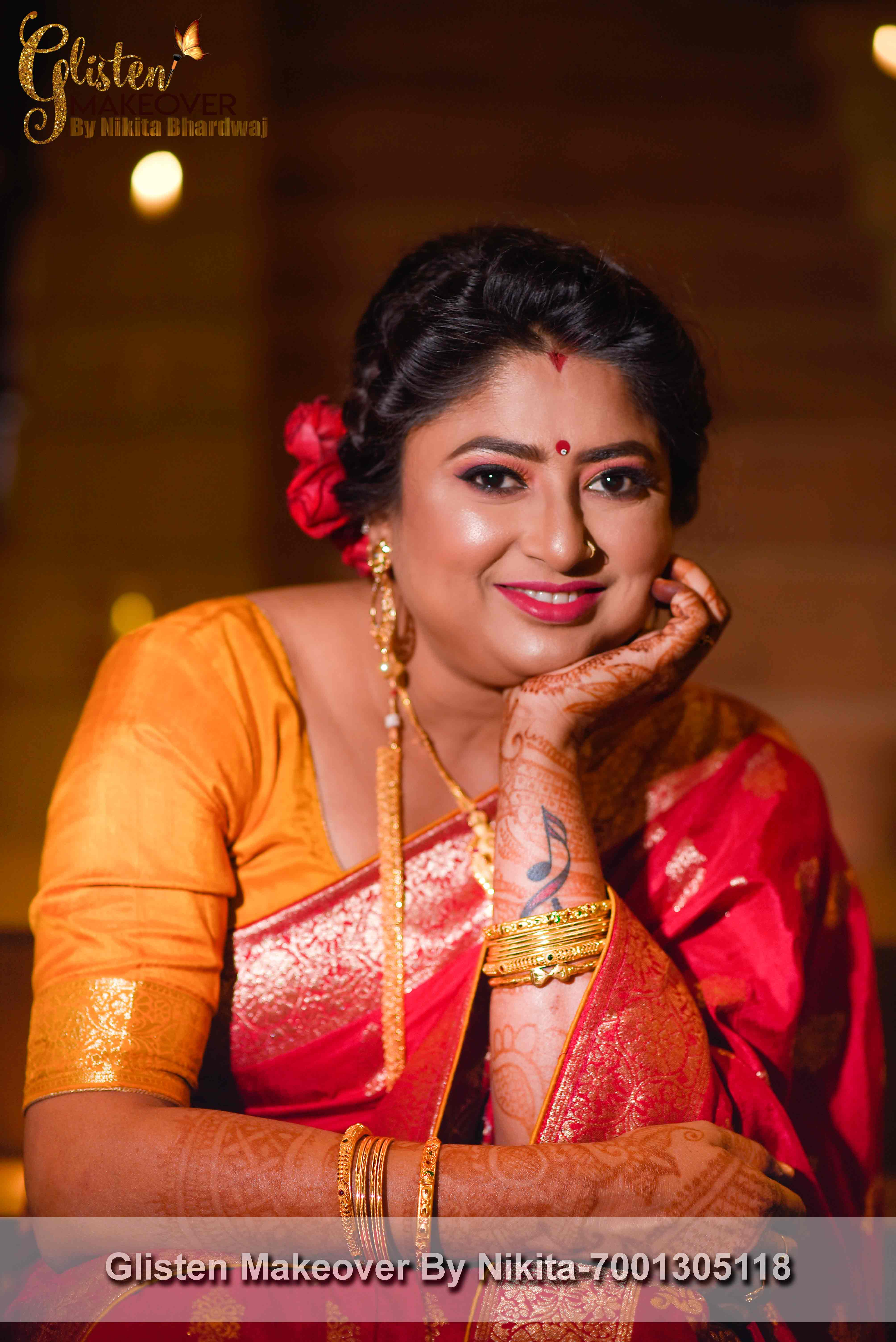 Best Party makeup artist in kolkata