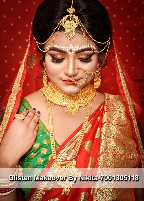 cheap-makeup-artist-in-kolkata-glisten-makeover-by-nikita-bhardwaj