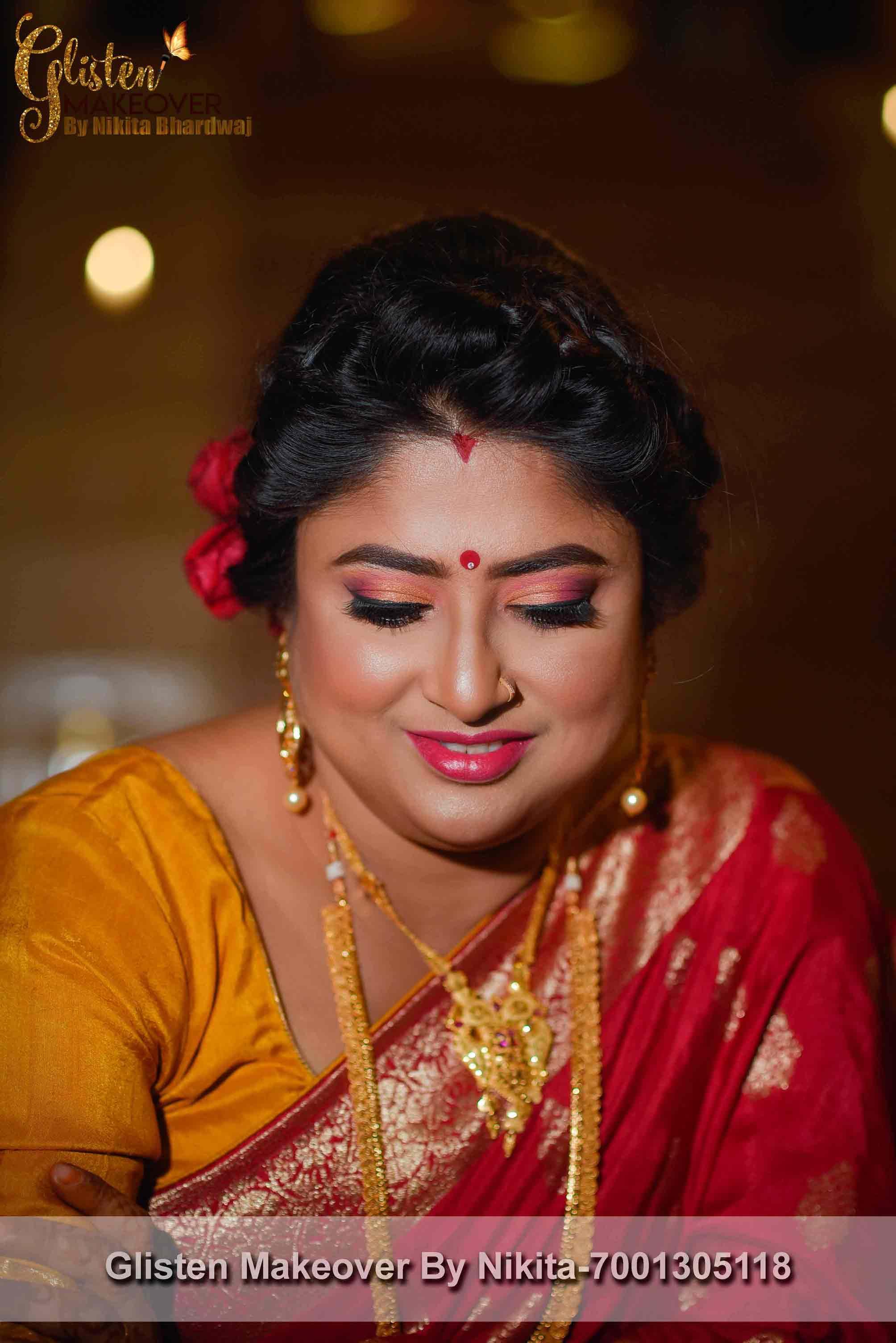 Cheap Party makeup artist in kolkata